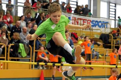 314 Schüler aus fünf Grundschulen bei 19. EVO-Schulolympiade