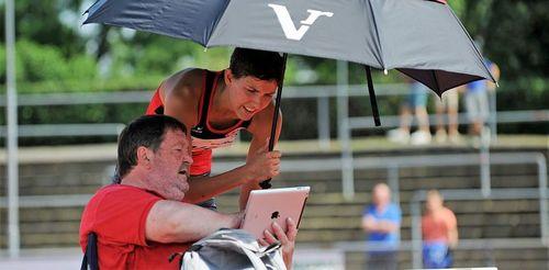 Hessische Sportplakette 2020 geht fünf Mal in die Leichtathletik