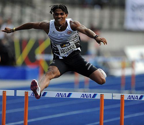 Souveräner Olympia-Auftritt der beiden Eintracht-Langhürdler in Tokio - Luke Campbell und Joshua Abuaku stürmen ins Halbfinale über 400 Meter Hürden