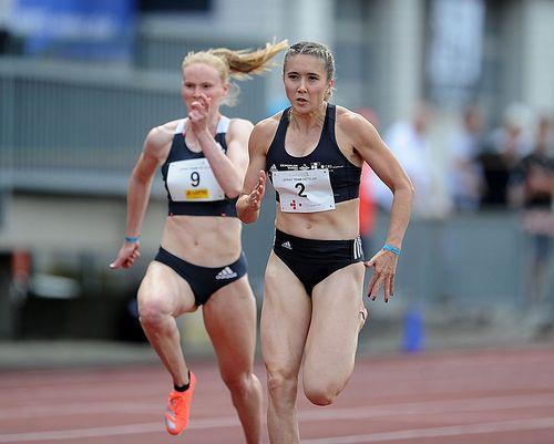 Rebekka Haase stürmt mit neuem Hessenrekord an die Spitze der deutschen Jahresbestenliste - Michael Pohl mit leichter Steigerung