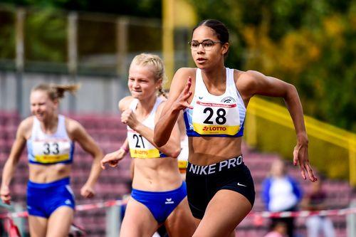 Hessische U16-Meisterschaften wurden am vergangenen Wochenende in Darmstadt ausgetragen (Teil 2: W/M 14)