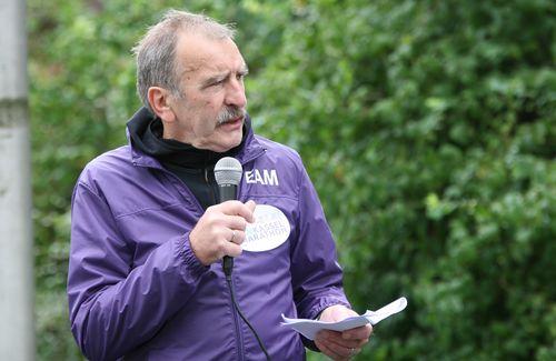 Das Laufen als Lebenswerk - Winfried Aufenanger gestorben