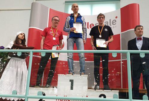 DM in Halle: Hessische Senioren gewinnen 29 Titel