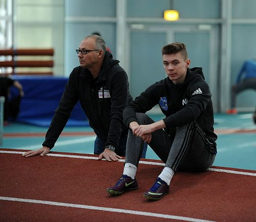 HLV-Nachwuchs holt bei den süddeutschen Hallen-Meisterschaften in Sindelfingen 16 Medaillen - darunter sieben Titel
