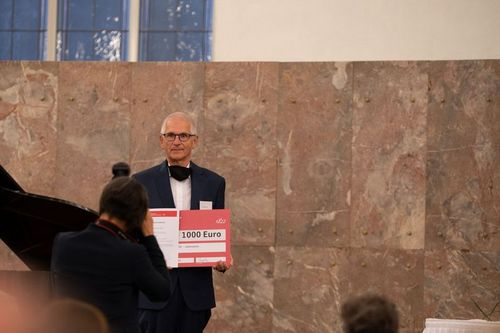 Joachim Kany für den Deutschen Engagementpreis 2021 nominiert