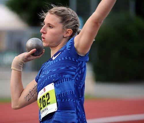 6.426 Punkte: Carolin Schäfer Vierte in Götzis
