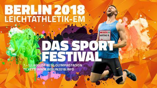 Berlin 2018 - DAS SPORT FESTIVAL