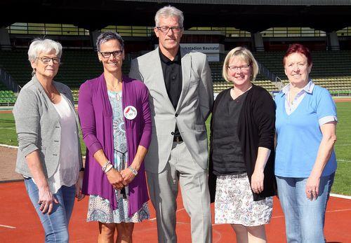 Deutsche Team-Meisterschaften der Senioren in Baunatal