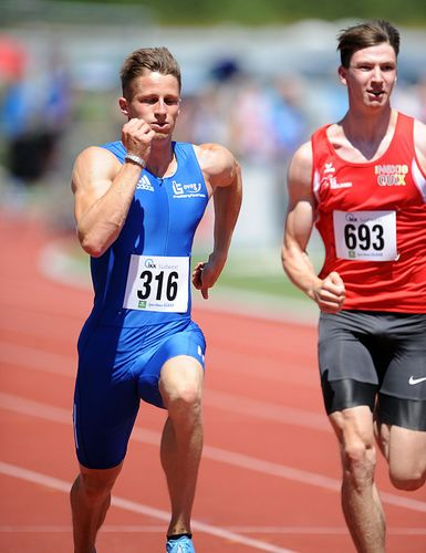 Hessische Läufer, Springer und Werfer holen bei den süddeutschen Meisterschaften 23 Medaillen