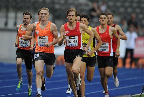 Marc Reuther tütet in Schifflingen WM-Start endgültig ein -   Ilyas Yonis Osman knackt über 3000 Meter erstmals die Acht-Minuten-Marke