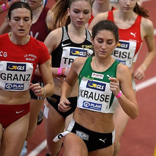 3. Tag Hallen-Europameisterschaften in Torun: Kevin Kranz sprintet über 60 Meter zu Silber, Teamkollege Michael Pohl schrammt am Sprint-Finale vorbei - Gesa-Felicitas Krause ist mit ihrem achten Platz über 1500 Meter nicht zufrieden