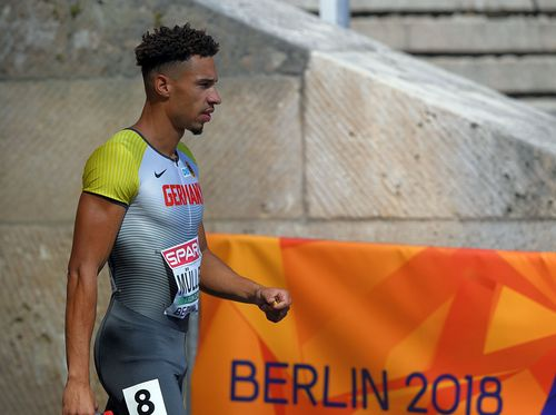 Müller im Halbfinale, Tesfaye im Finale