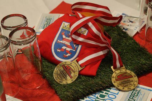 HLV-Gala 2019: Sportlich eleganter Saisonabschluss
