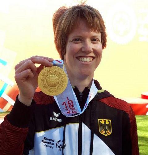 Svenja Schwarz gewinnt zwei Goldmedaillen