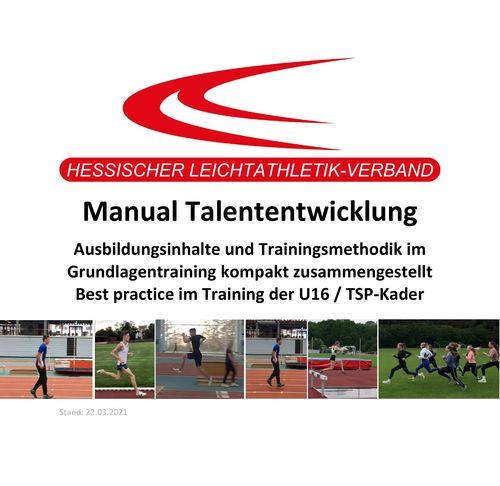 Manual Talententwicklung gestartet