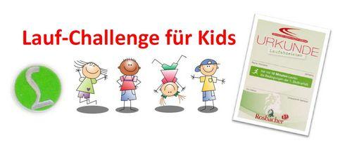 """Erfolgreicher Abschluss der """"HLV-Lauf-Challenge für Kids"""""""