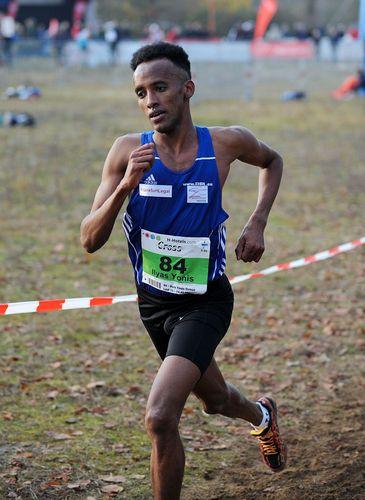 Ilyas Yonis Osman dominiert Straßenlauf