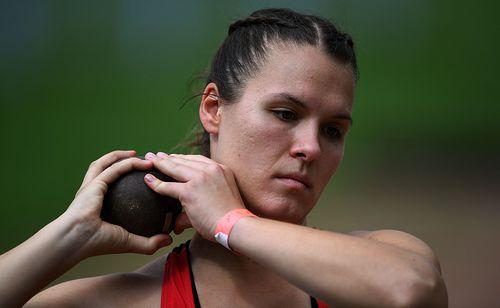 Gianina Gartmann glänzt mit drei HM-Titeln zum Saisonfinale - Mittelstrecklerin Sina Moira Wiedmann holt über 400 m, 800 m und 1500 Meter Medaillen