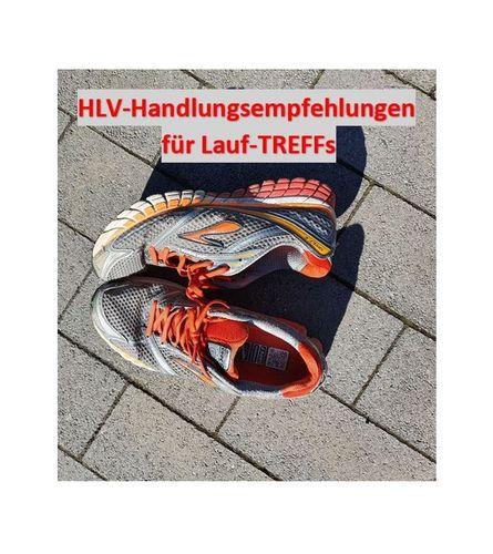 HLV-Handlungsempfehlungen für Lauftreffs