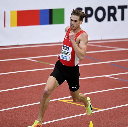 2. Tag Hallen-Europameisterschaften: Maryse Luzolo fehlen nur wenige Zentimeter zum Weitsprung-Finale, für Marc Reuther und Oskar Schwarzer kommt in der ersten Runde über 800 Meter das Aus - Gesa-Felicitas Krause zieht sicher ins 1500-Meter-Finale ein