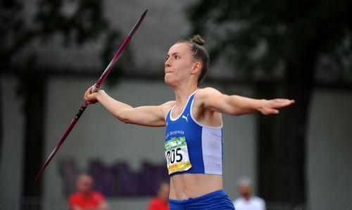Vanessa Grimm beendet HLV-Mehrkampf mit zweitbestem Resultat ihrer Karriere - bei