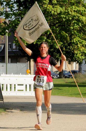 Antje Krause gewinnt DM-Titel im 24-Stunden-Lauf