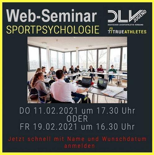 Deutsche Leichtathletik-Jugend bietet Online-Seminare zum Thema Achtsamkeit an