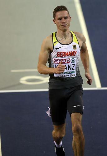 Kranz im 60-Meter-Finale auf Rang acht