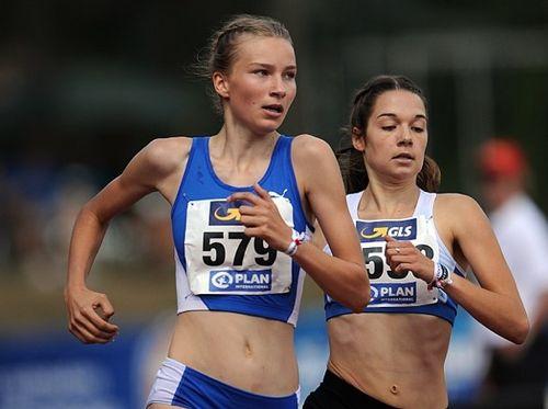 Sophia Volkmer knackt 42 Jahre alten Hessenrekord