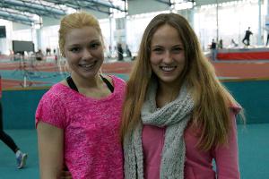 Mona Gottschämmer: Mit 16 Jahren über 1,80 Meter