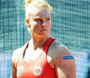 Rio-Update, Teil 4: Betty Heidler, Hammerwurf