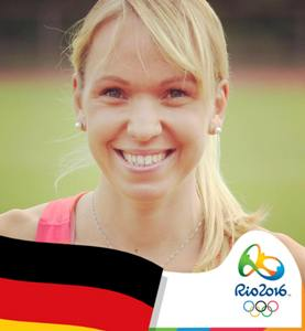 Rio-Update, Teil 3: Diana Sujew, 1.500 Meter