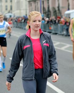 Katharina Heinig läuft in Berlin persönliche Halbmarathon-Bestzeit