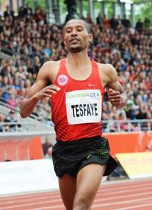 Rio-Update, Teil 12: Tesfaye erreicht Halbfinale