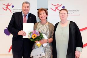 Lu-Röder-Preis für Karin Scheunemann