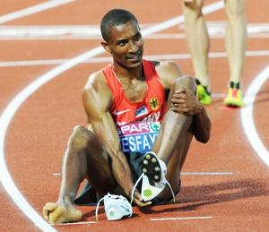 Rio-Update, Teil 14: Tesfaye verbessert, aber nicht schnell genug - Mayer im Finale über 4x100 Meter