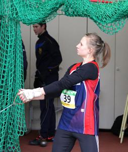 Katharina Zeisler bestätigt gute Frühform