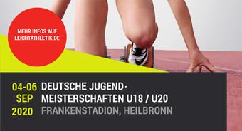 Deutsche Jugend-Meisterschaften U18 / U20